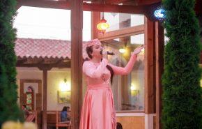 Литературный вечер Ресторан Алем 25.08.2016