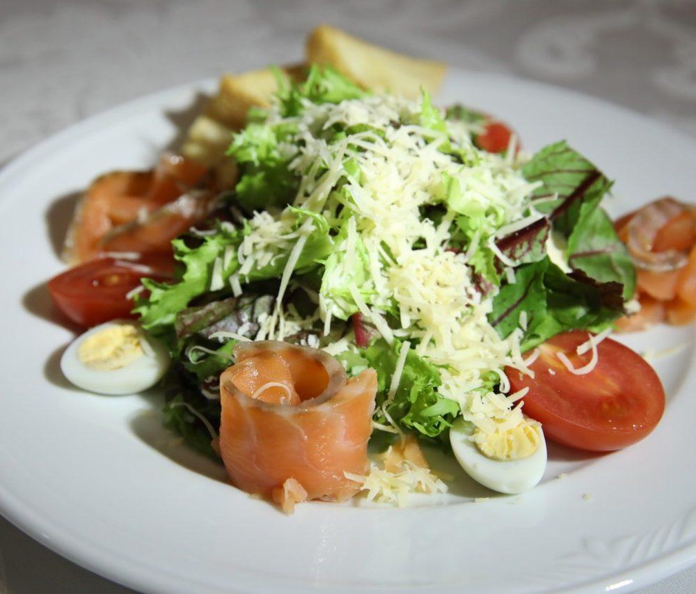 Балыкъ салатасы